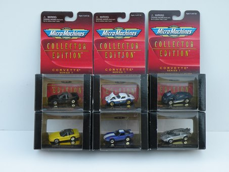 collector vettes