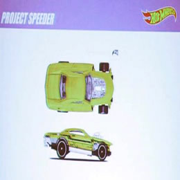 pproject speeder